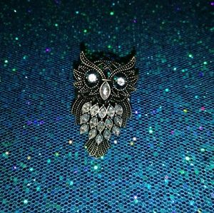 Juicy Couture Owl Ring